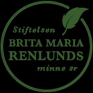 Stiftelsen Brita Maria Renlunds minne sr logo